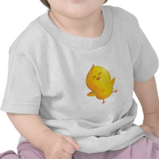 Happy Dancing Chicken Tee Shirts