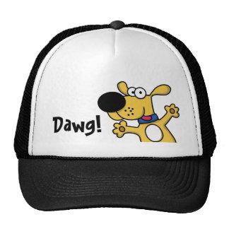 Happy Dancing Doggy Mesh Hats