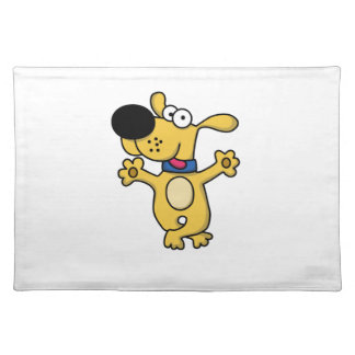Happy Dancing Doggy Placemat