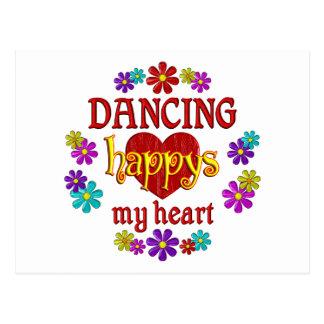Happy Dancing Post Cards