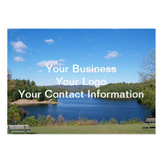 Happy Day Large Business Card