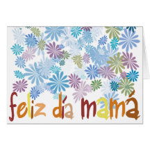 Happy day mother card