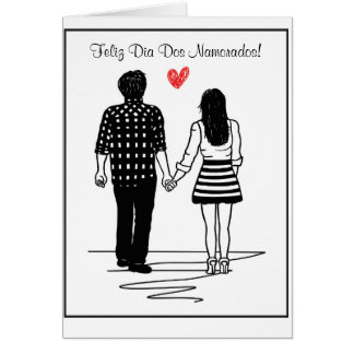Happy Day Of the Dated ones Card
