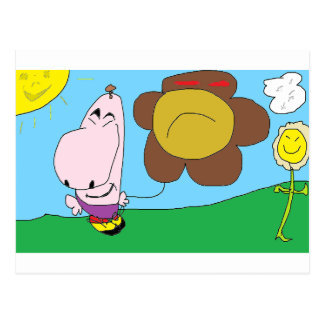 Happy Day Postcard