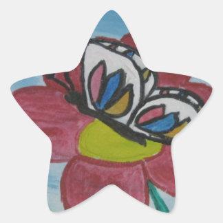 Happy Day! Star Sticker