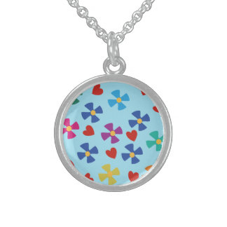 Happy Day Sterling Silver Necklace