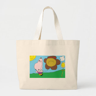 Happy Day Tote Bags