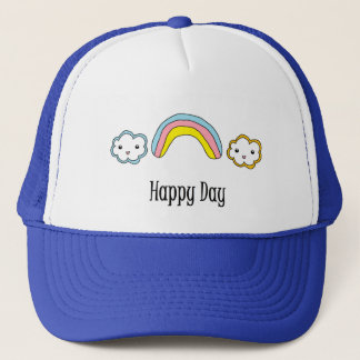 Happy Day Trucker Hat