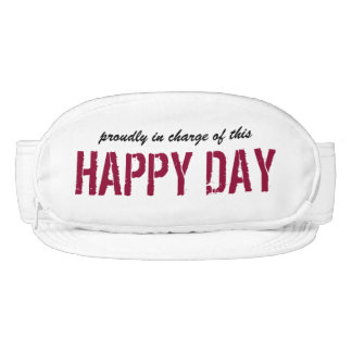 Happy Day Visor