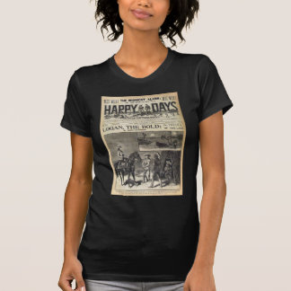 Happy Days A Paper for Young and Old 1905 T-Shirt