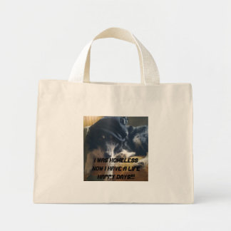 HAPPY DAYS CANVAS BAGS
