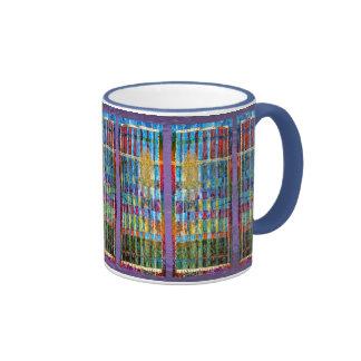 Happy Days Ringer Mug