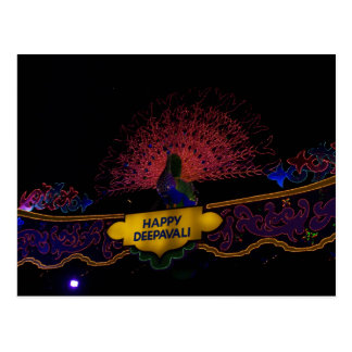 Happy Deepavali Postcards