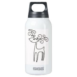 Happy Deer aluminum bottle