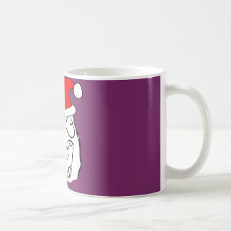 Happy derp xmas meme coffee mug