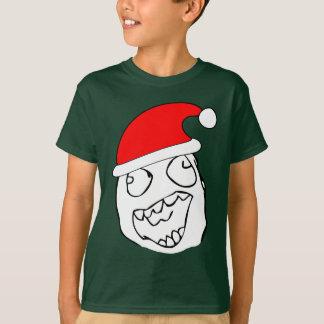 Happy Derp Xmas Meme T-Shirt