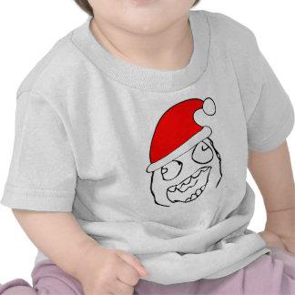 Happy derp xmas meme t shirts