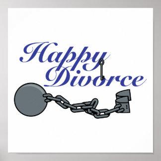 Happy Divorce Poster