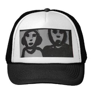 HAPPY DIVORCED HATS
