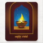 Happy Diwali Mouse Pad