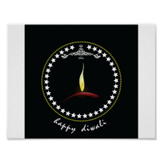 Happy Diwali Poster