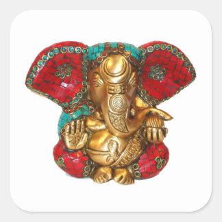 Happy DIWALI -  Thank you GANAPATI Ganesh Stickers
