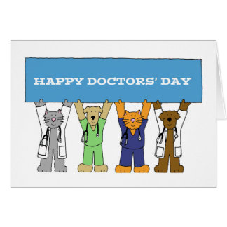 Happy Doctor's Day Card