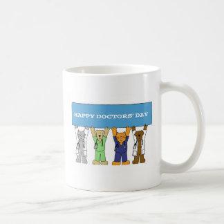 Happy Doctor's Day Coffee Mug