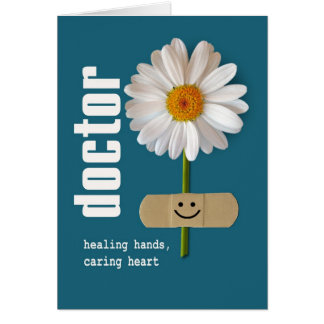 Happy Doctors' Day. Customizable Greeting Cards