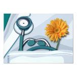 Happy Doctors' Day Customizable Greeting Cards Custom Invitation