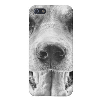 Happy Dog face iPhone 5 Speck case iPhone 5 Case