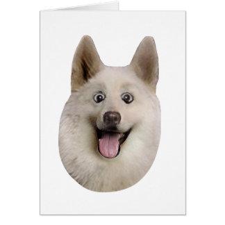 Happy_Dog_Mult_Products Tarjeta De Felicitación