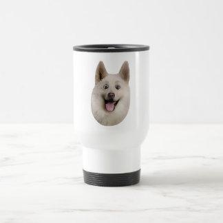 Happy_Dog_Mult_Products Taza De Viaje