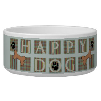 Happy Dog Pet Dish