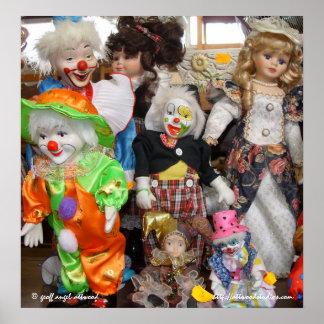 Happy Dollies Poster
