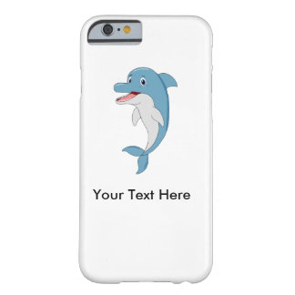 Happy dolphin barely there iPhone 6 case