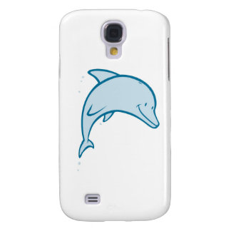 Happy Dolphin Galaxy S4 Cover