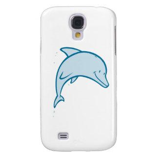 Happy Dolphin Samsung Galaxy S4 Case
