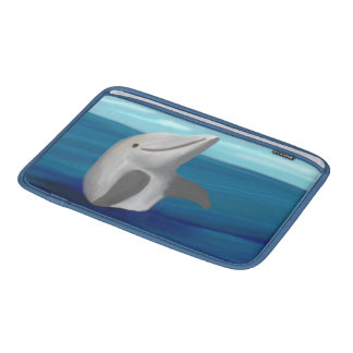 Happy Dolphin Sleeves For MacBook Air