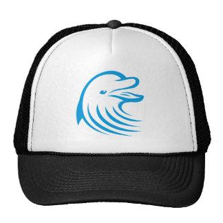 Happy Dolphin Trucker Hat