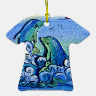 happy dolphins-pixi-art.com christmas ornaments