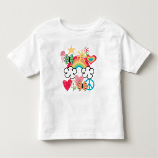 Happy Doodles Toddler T-shirt