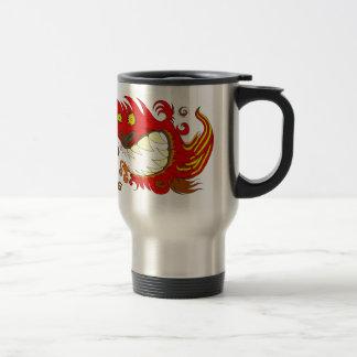 Happy Dragon Travel Mug