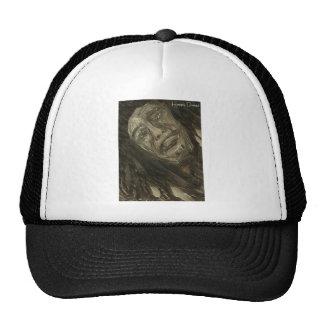happy dread trucker hat