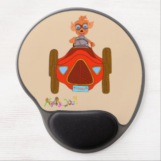 Happy Driving by The Happy Juul Company Gel Mouse Pad
