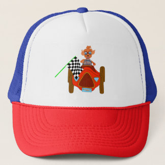 Happy Driving by The Happy Juul Company Trucker Hat