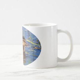 Happy Duckling! Classic White Coffee Mug
