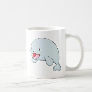 Happy Dugong Coffee Mug