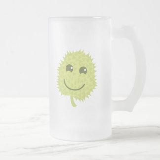Happy Durian fruit Coffee Mugs
