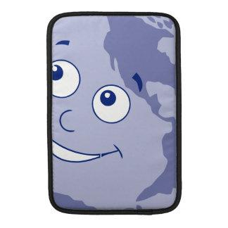 Happy Earth Blue MacBook Air Sleeve